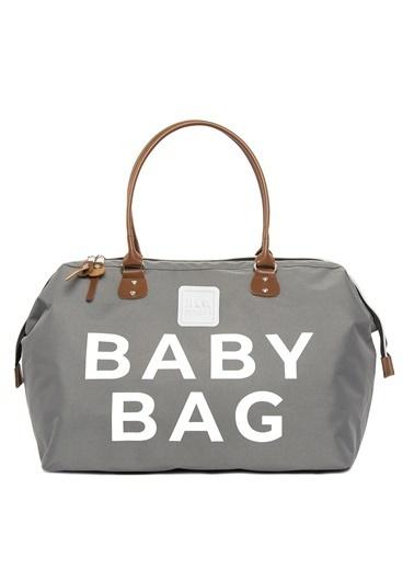 Bagmori Bebek Bakım Çantası Gri